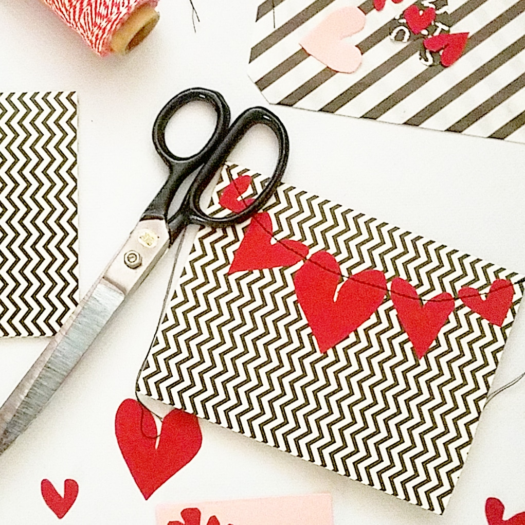DIY Heart Cards